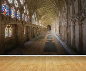 Harry Potter Hogwarts Castle Corridor Wall Art Mural