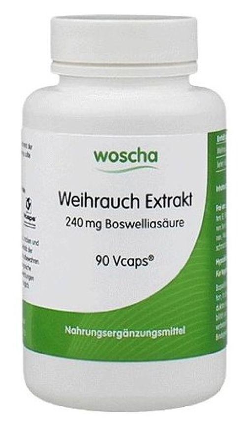 Weihrauch Extrakt Plus Woscha 2 x x x 90 vcaps EUR55 04 100g + doppelte Menge + 7bae0f
