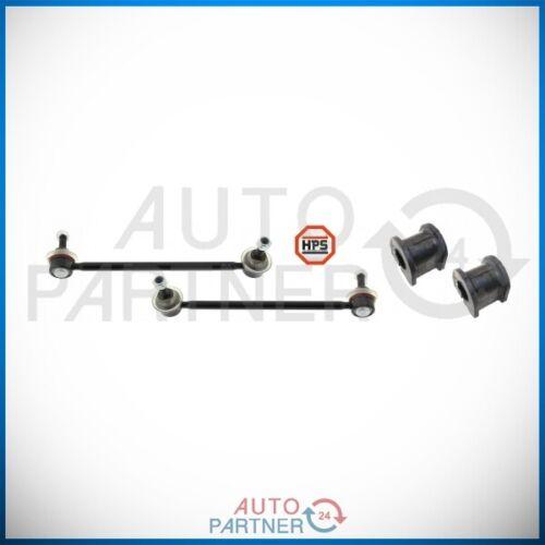 2x Koppelstange /& Stabibuchsen Ø 24 mm vorne für Mercedes Benz Vito V Klasse