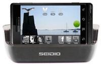 Seidio Desktop Charging Cradle Kit For Motorola Droid