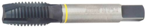 SOWA 123510 M6 x 1  D5 GUN Yellow Ring HSSE V3 Spiral Point Plug Tap