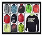 Men's Nike Pullover Hoodies Sweatshirt Jacket Size SM, MED LG, XL, 2XL, 3XL NWT