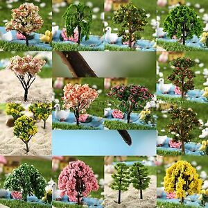 Superbe Image Is Loading Miniature Tree Micro Fairy Garden Ornament Plant Pot