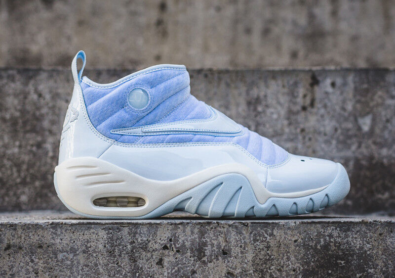Nike Air Shake Ndestrukt QS Easter Dennis Rodman Size 9. 943020-400 Jordan