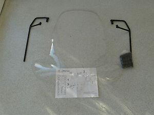 Regenschutz-Windschild-Peugeot-Kissbee-50-Teile-Nr-A07003-Neu-Originalteil
