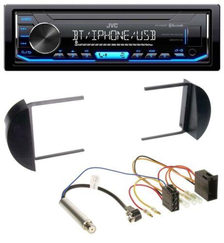 1998-2011 JVC mp3 Bluetooth USB aux radio del coche para VW Beetle