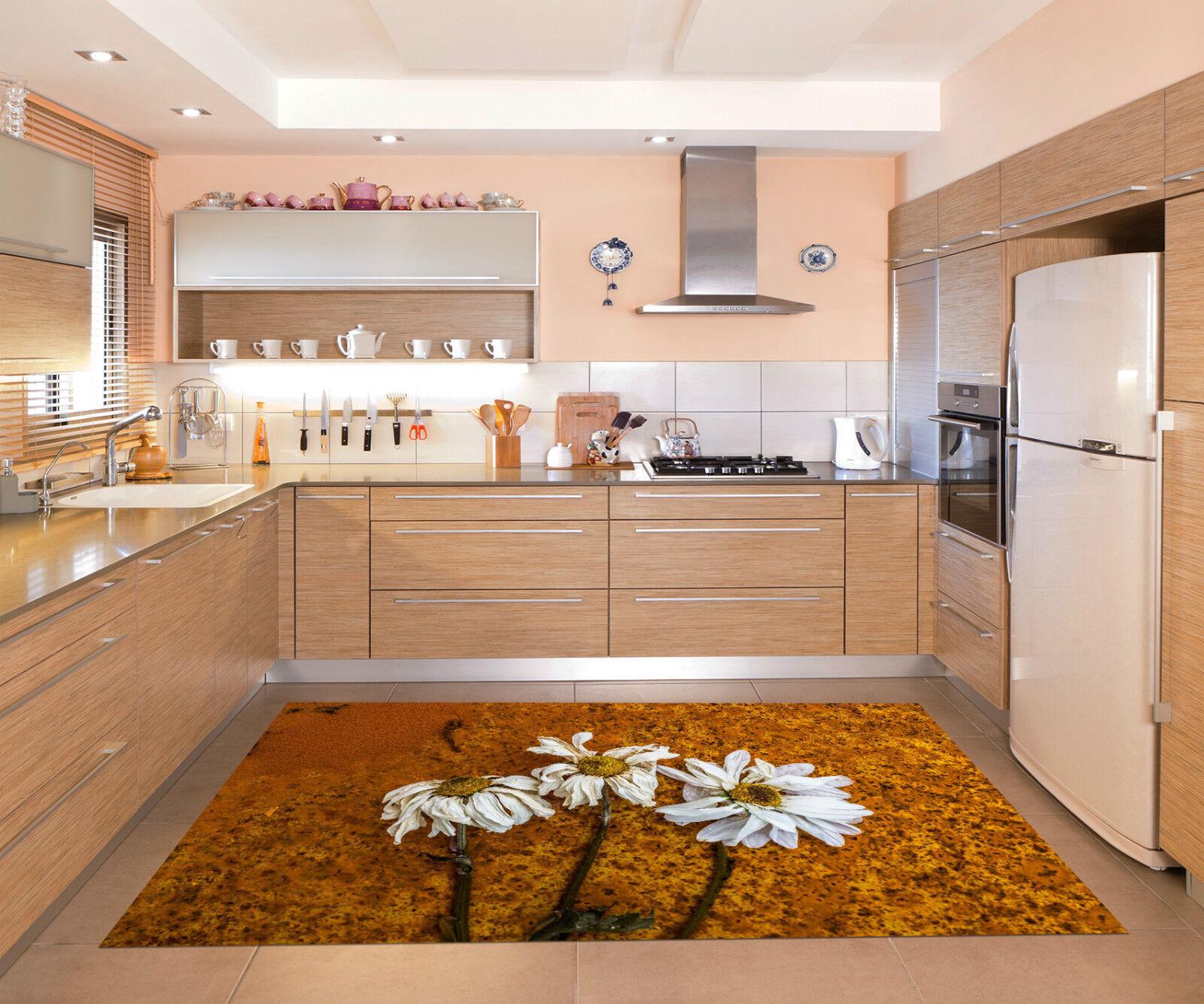 3D Chrysanthème Flétrie 084 Décor Mural Murale De Mur De Cuisine AJ WALLPAPER FR