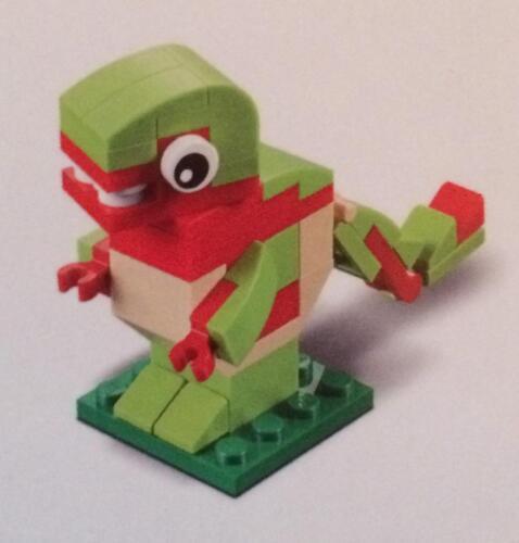 Lego 40247 DINOSAUR set new in bag September 2017 Lego Store mini build