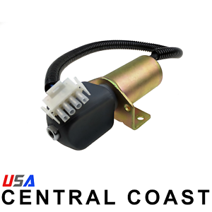 Details about NEW! Exhaust Solenoid For Corsa Marine Captain's Call  Electric Diverter Systems