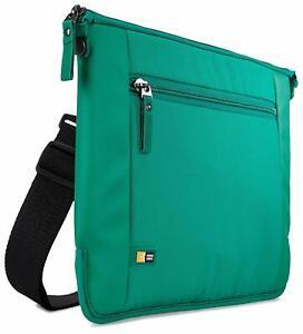 11-6-Laptop-Chromebook-Or-Tablet-Sleeve-Case-Logic-Messenger-Shoulder-Strap-Bag