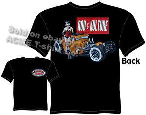 Hot-Rod-Pinup-T-Shirt-1930-1931-Ford-Tee-Shirts-30-31-Coupe-Sz-M-L-XL-2XL-3XL