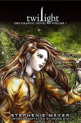 1 of 1 - Twilight Books Twilight The Graphic Novel Vol 1  Hardcover Stephanie Meyer NEW