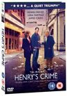 Henry's Crime 5017239196850 With Keanu Reeves DVD Region 2