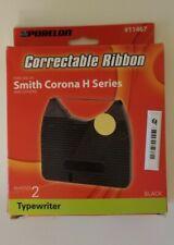 Porelon Correctable Ribbon Smith Corona H Series Typewriter Black