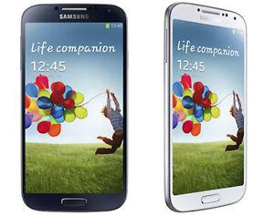 Samsung-Galaxy-S-4-sgh-i337-4g-LTE-quebradas-LCD-Libre-Smartphone-para-piezas