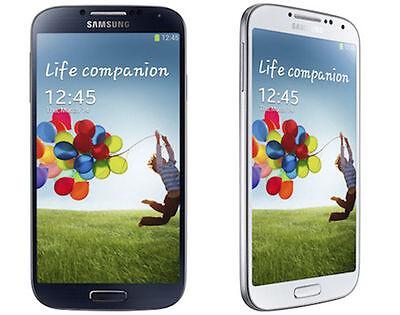 Samsung Galaxy S 4 SGH-I337 4G LTE  GSM - 16GB - (Unlocked) Smartphone Phone SRB