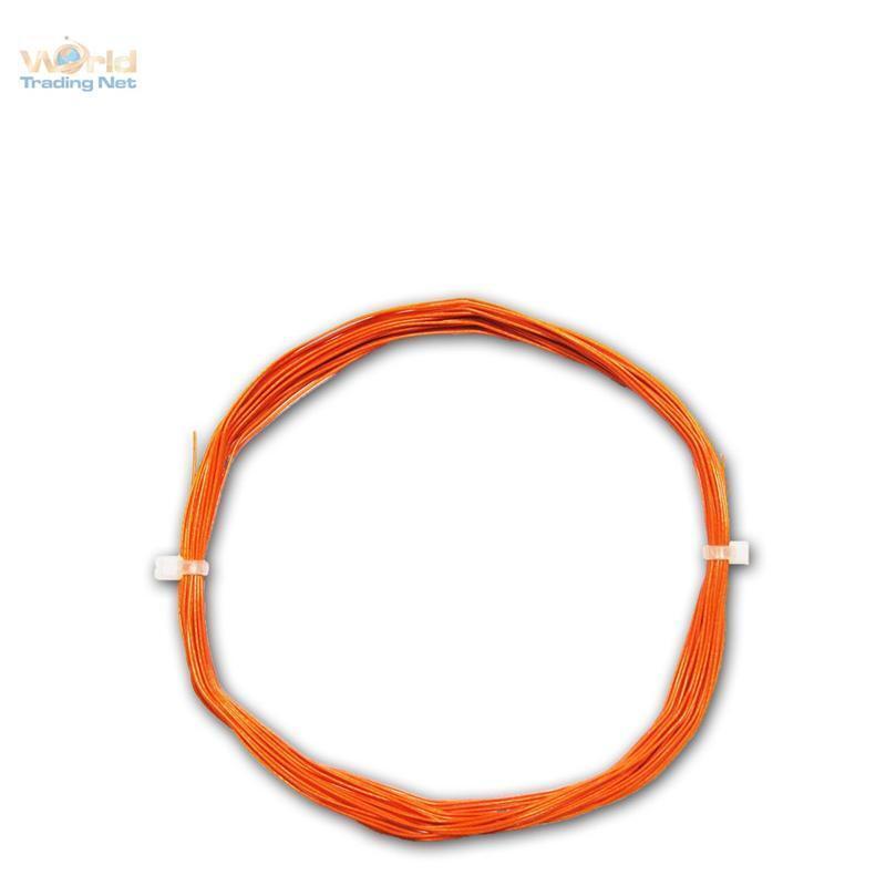 0,30 €//m 10m toron vert-einadrig flexible 0,25mm²