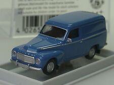 Brekina Volvo Duett Kasten, brillantblau - 29373 - 1:87