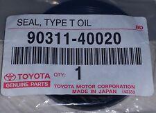 90311-40014 GENUINE TOYOTA LEUXS OEM ENGINE CAMSHAFT OIL SEAL 1PC 90311-40020