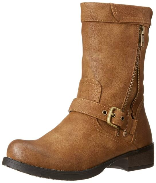 Size 6 Tan Luichiny Women/'s Mara Beth Boot