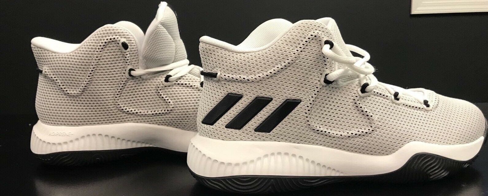ADIDAS CRAZY EXPLOSIVE TD Basketball Shoes Men Style BY4493, US size 9.5 Cheap and beautiful fashion
