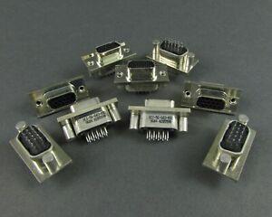 Lote-de-9-Filtro-15-Enchufe-D-Sub-Conectores-Sci-56-603-032-con-Contactos