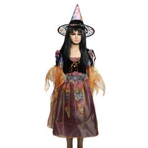 Costume Halloween Regina.Dettagli Su Ragazze Favola Spilla Fata Regina Strega Costume Halloween Costume Mostra Il Titolo Originale