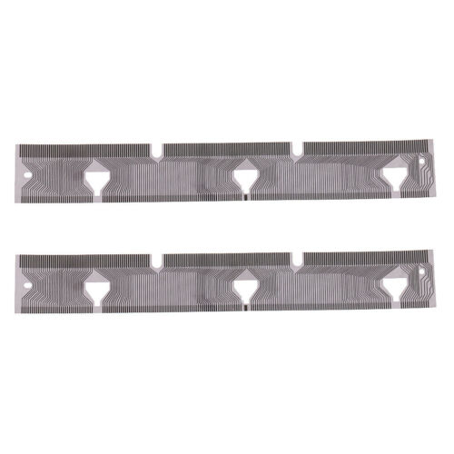 2 Piece Ribbon Cable for BMW E38 E39 E53 X5 Cluster Missing Pixel Repair