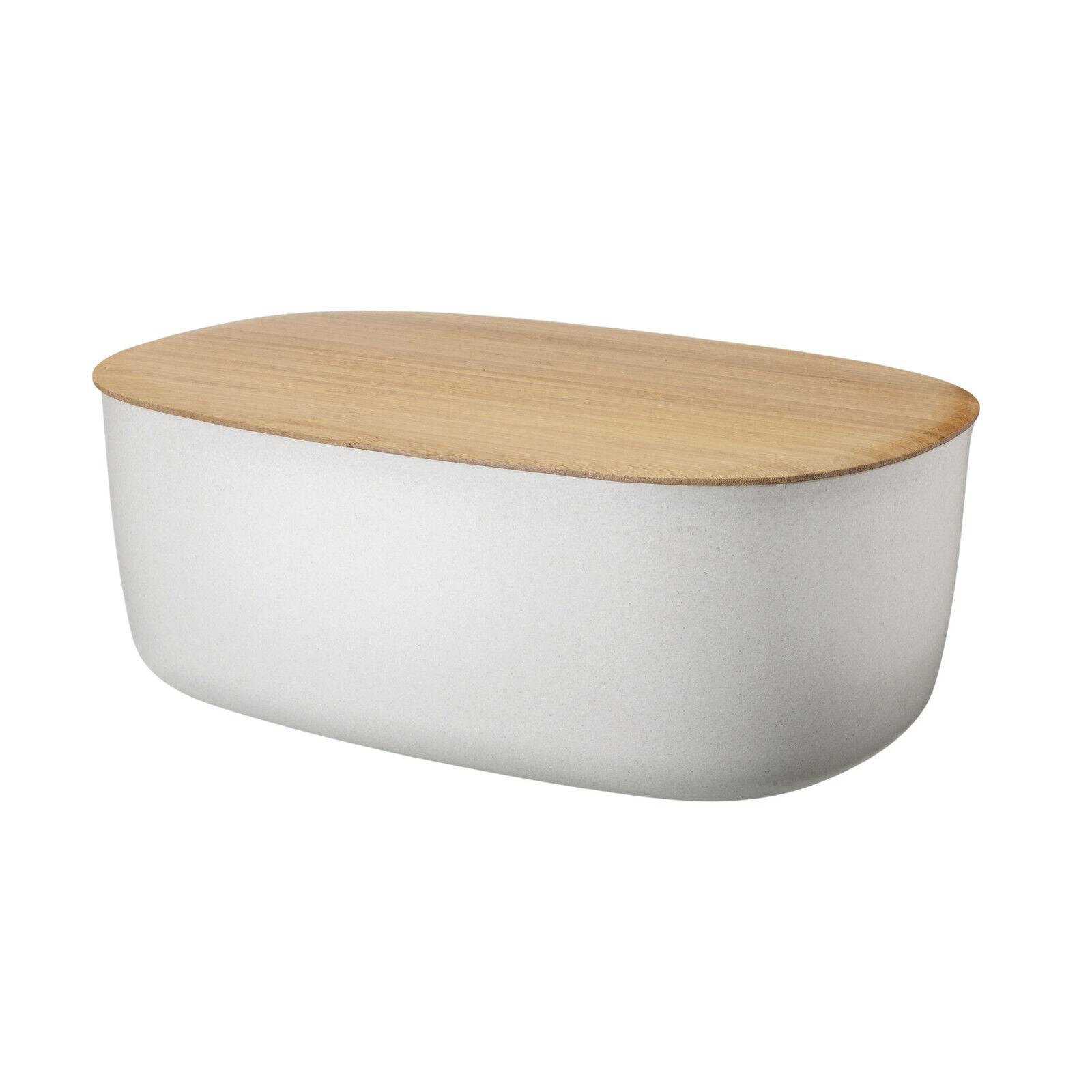 Stelton Box-it Brotkasten weiß weiß 34,5 x 22,7 cm, h h h 12,3 cm b3e148