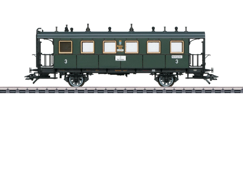 Märklin 42081 Carroza Bavarese Modello 3.Klasse K.Bay.sts.b. # Nuovo Conf. Orig.