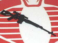 GI Joe Weapon Cobra Trooper Gun Black 25th ANN Original Figure Accessory