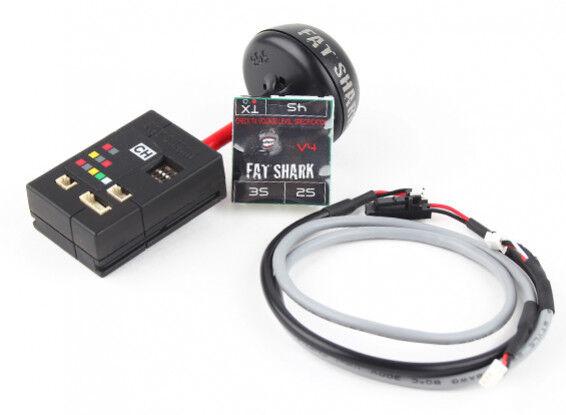 FatShark 25mW 7ch 5.8GHzV3 CE Certified NexwaveRF Video Transmitter FPV VTX