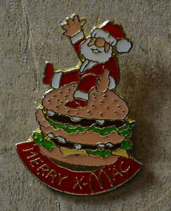 epinglette-Pere-Noel-Burger-Merry-x-mac-an905