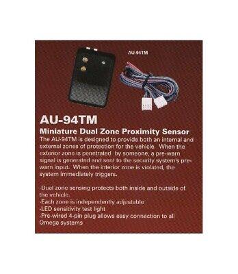 Excalibur AU94TM Space Disturbance Dual Zone Radar Sensor