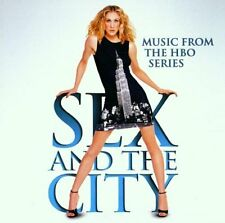 Sex and the City-HBO Series (2000) Tom Jones/Mousse T., Amber, Moloko, Ai.. [CD]
