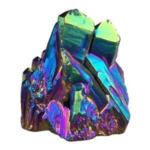 Cluster-di-Cristallo-di-Quarzo-Naturale-Rainbow-Rainbow-Cluster-VUG-Mineral-C3W5