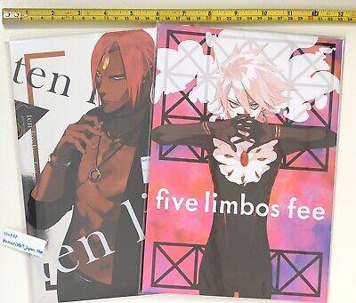 five limbos fee FGO Fate Art Book Doujinshi Comic Market 95 C95 B5//20P