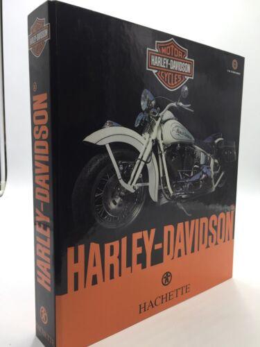 moto miniature harley davidson classeur  fascicule ou autre