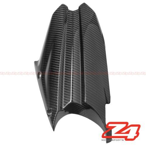 2013-2016 Street Triple R Rx Rear Hugger Mud Guard Fender Fairing Carbon Fiber
