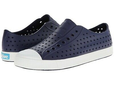 FREE Shipping NWB Native Child/'s Kid/'s Jefferson Slip On Sneaker in Regatta Blue