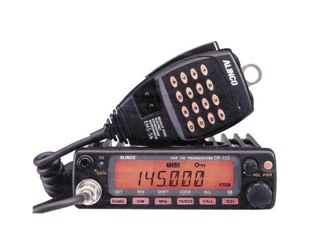 Alinco Dr 1200 2m Mobile Ham Radio Transceiver For Sale Online Ebay