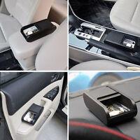 Car Black Telescopic Storage Box Auto Interior Container Pocket Coins Holder