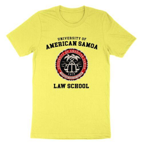 University of American Samoa Law School Samoan Students Adult Kid Unisex T-Shirt