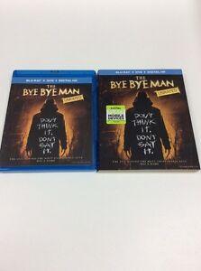 The Bye Bye Man (Blu-ray+Digital HD) NO DVD INCLUDED, PLEASE READ CAREFULLY!