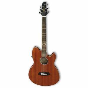 Ibanez TCY12E-OPN  Talman Open Pore Natural Acoustic Guitar