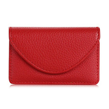 Fyy Handmade Premium Pu Leather Business Name Card Case Universal Card Holder 30