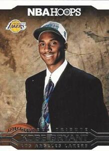 2017-2018 KOBE BRYANT PANINI CAREER TRIBUTE NBA HOOPS CARD #291