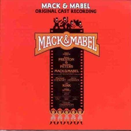 Various Artists Mack Mabel Original Cast Recording CD 1992  - $8.99