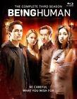 Being Human Complete Third Season 0741952743590 Blu-ray Region a