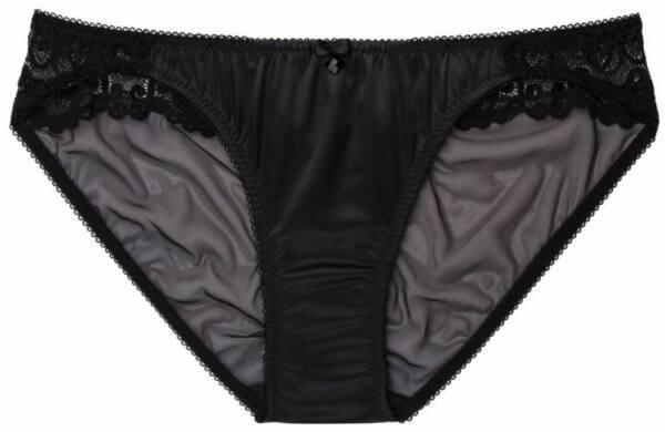 Dita von Teese Showgirl Slip Minislip schwarz 36 38 40 42 44 46